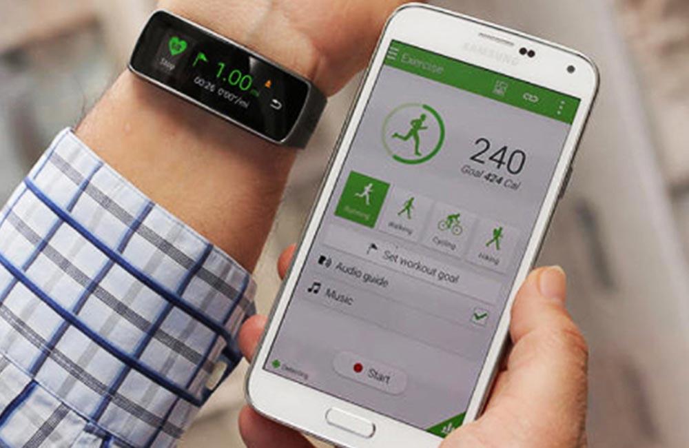 Bracelet connecté, appli: tous addict au « quantified self »